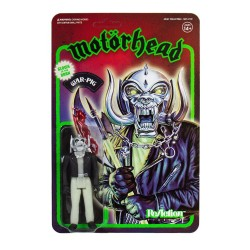 Figura Motorhead. Warpig Glow in the Dark ReAction Super7