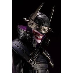 Estatua Batman Que Ríe Elseworld Series ArtFX Kotobukiya
