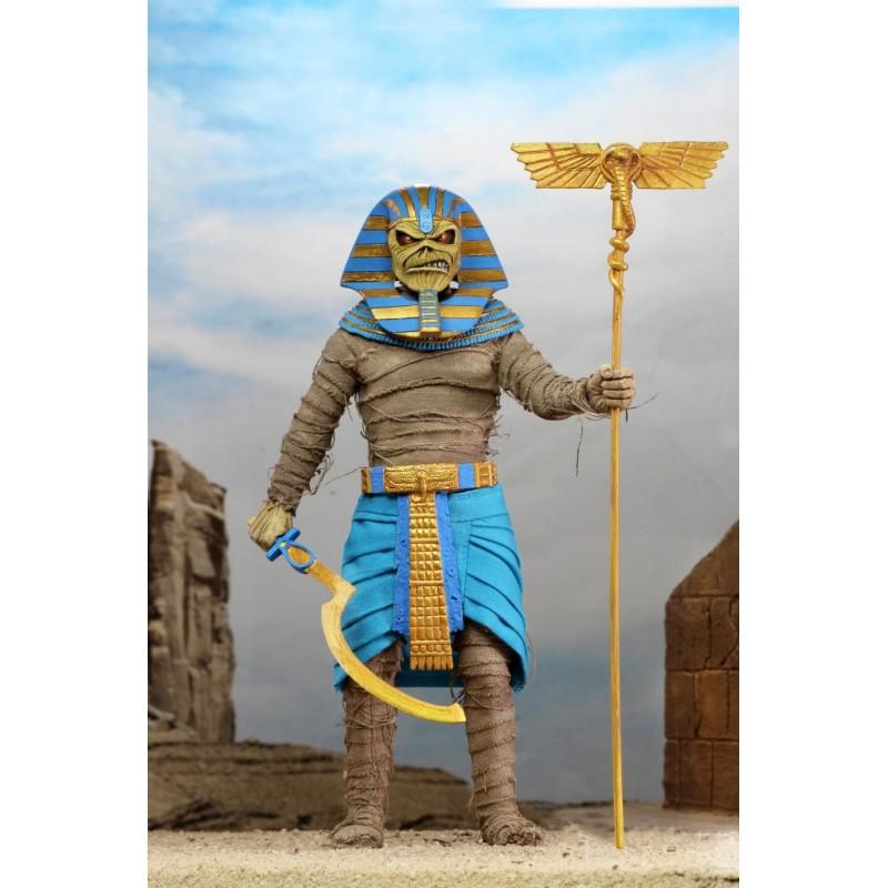 Figura Eddie Faraón Iron Maiden (Neca)