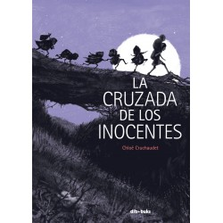 La Cruzada de los Inocentes Dibbuks Comic