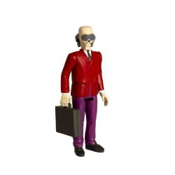 Figura Megadeth. Vic Rattlehead ReAction Super7