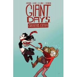 Giant Days. Créditos Extra