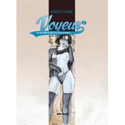 Voyeur 2. Las Historietas Eróticas para Playboy