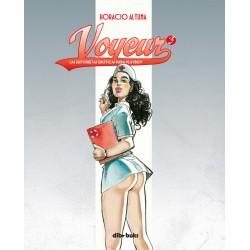 Voyeur 3. Las Historietas Eróticas para Playboy