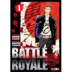 Battle Royale Deluxe 1 Ivrea