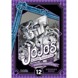 Jojo's Bizarre Adventure Parte 4. Diamond is Unbreakable 12 Ivrea