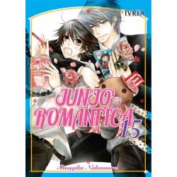 Junjo Romantica 15 Manga Ivrea