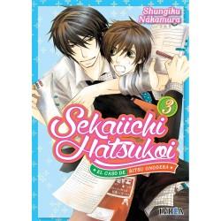Sekaiichi Hatsukoi 3 Manga Ivrea