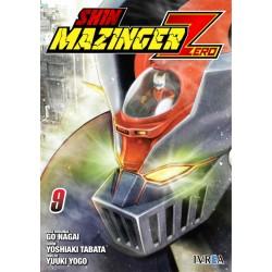 Shin Mazinger Zero 9 Manga Ivrea