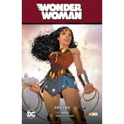 Wonder Woman 2. Año Uno DC Comics ECC Ediciones