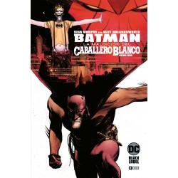 Batman. La Maldición del Caballero Blanco (Edición Black Label)