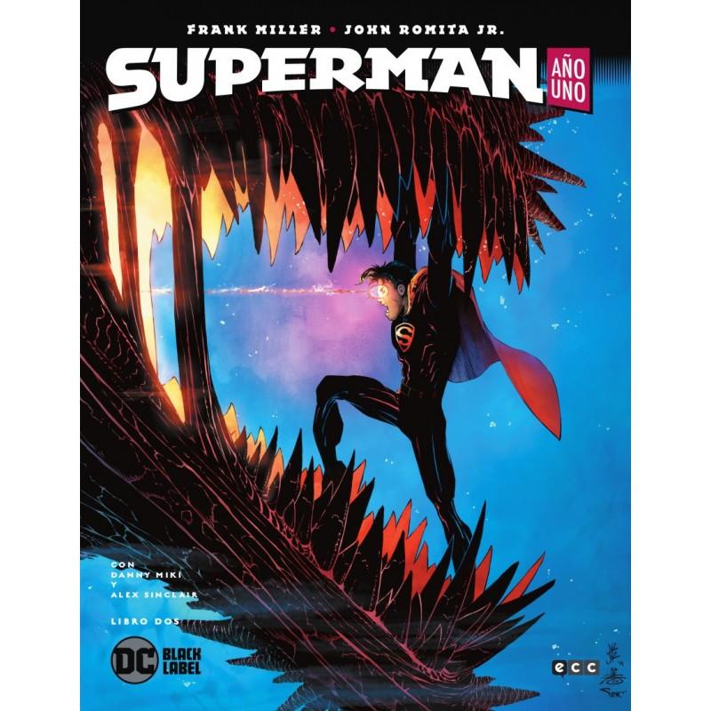 Superman. Año Uno. Libro Dos (Edición DC Black Label)