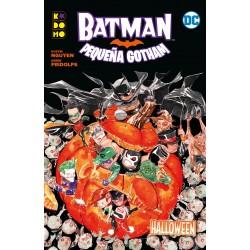 Batman. Pequeña Gotham 2 DC Comics ECC Ediciones