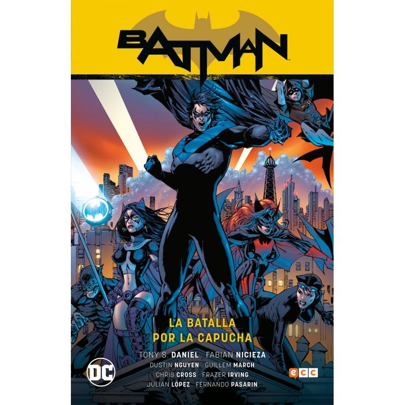 Batman. La Batalla por la Capucha 1