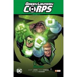Green Lantern Corps 1. Recarga