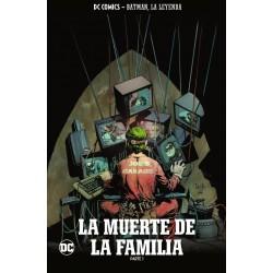 Batman, la Leyenda 23. La Muerte de la Familia (Parte 1)