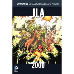 Colección Novelas Gráficas 95. JLA. 2000