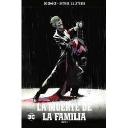 Batman, la Leyenda 24. La Muerte de la Familia (Parte 2)