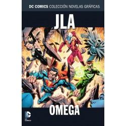 Colección Novelas Gráficas 96. JLA. Omega