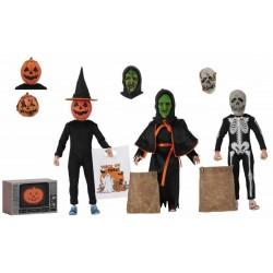 Pack Figuras Halloween III El Día de la Bruja Neca