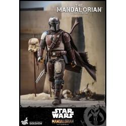 Figura Mandalorian Hot Toys Star Wars Comprar