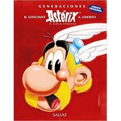 Asterix Generaciones Salvat Comprar