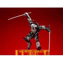 Estatua Super Deadpool X-Force Edición Limitada Versión Heo Exclusiva ArtFx+ Kotobukiya