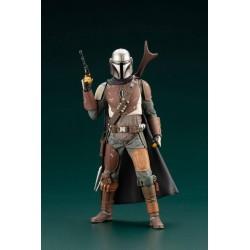 Star Wars The Mandalorian. Figura Mandaloriano Artfx+ PVC Statue Kotobukiya