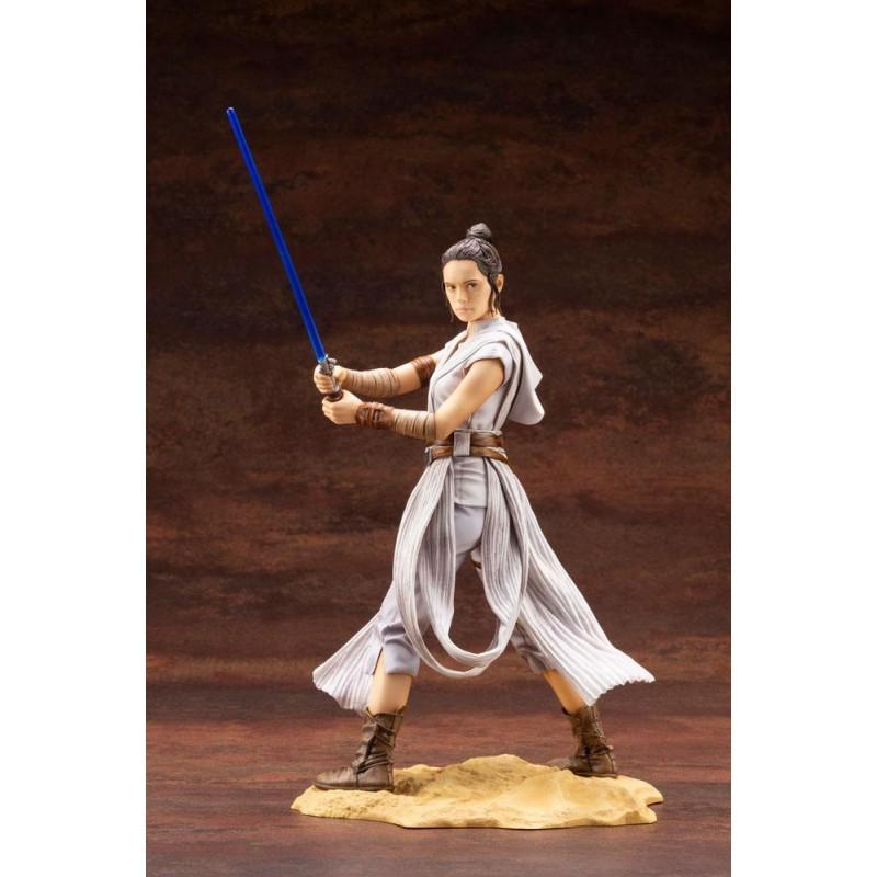 Star Wars Episodio IX. Figura Rey 1/7 Artfx+ PVC Statue Kotobukiya