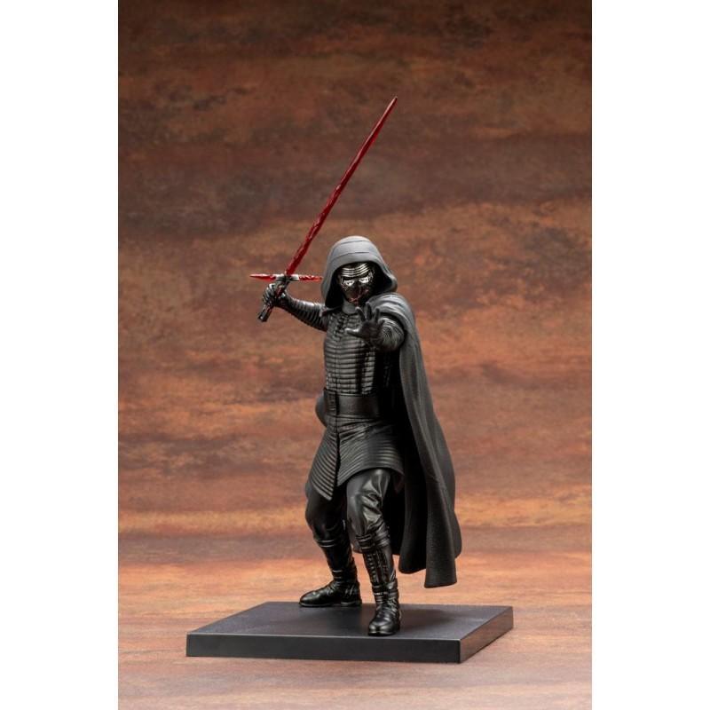 Star Wars Episodio IX. Figura Kylo Ren 1/10 Artfx+ PVC Statue Kotobukiya