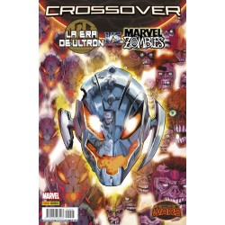 Secret Wars Crossover 8. La Era de Ultrón Vs. Marvel Zombies