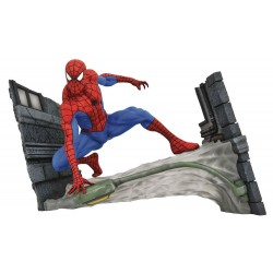 Estatua Spider-Man Marvel Comic Gallery