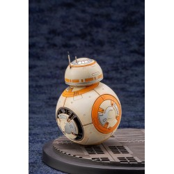 Pack de 2 Estatuas Star Wars Episodio IX D-O & BB-8 Artfx+ PVC Kotobukiya