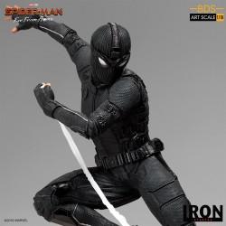 Estatua Night-Monkey. Spider-Man Far from Home Iron Studios