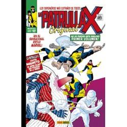 Marvel Gold. La Patrulla-X Original 1. La Patrulla-X Contra Magneto (Marvel Gold)