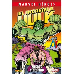El Increíble Hulk. Muerte y Destino (Marvel Héroes 67)