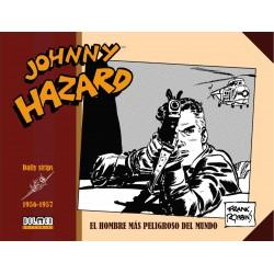 Johnny Hazard 1956-1957 Comprar Dolmen Editorial
