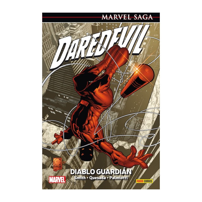 Daredevil 1. Diablo Guardián (Marvel Saga 1)