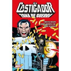 El Castigador. Zona de Guerra (100% Marvel HC)