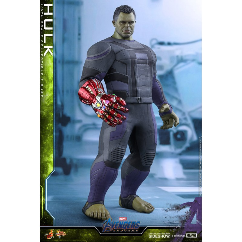 Hot Toys Hulk Vengadores Endgame Avengers Figura Comprar