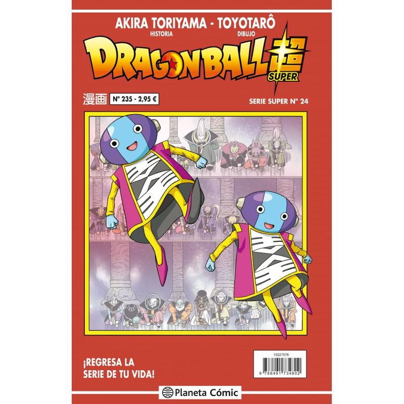 Dragon Ball Súper 24. Serie Roja 235