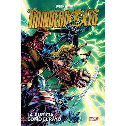 Thunderbolts 1. La Justicia, Como el Rayo (Heroes Return) Panini Comics