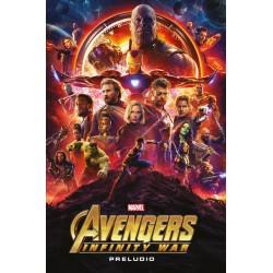 Marvel Cinematic Collection 10. Avengers. Infinity War. Preludio