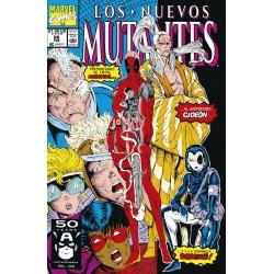 The New Mutants 98 (Marvel Facsímil)