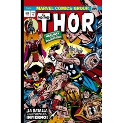 El Poderoso Thor 6. ¡La Batalla a las Puertas del Infierno! (Marvel Gold)