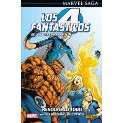 Los 4 Fantásticos de Jonathan Hickman 2. Resolverlo Todo (Marvel Saga 92)