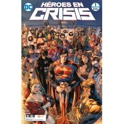 Héroes en Crisis (Colección Completa)