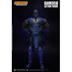 Figura Darkseid Injustice: Gods Among Us. Storm Collectibles