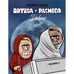 Ortega y Pacheco Deluxe 4 Comic Comprar Caramba Astiberri
