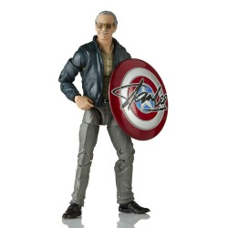 Figura Stan Lee Marvel Legends